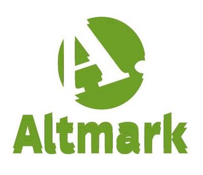 Altmark Logo zentriert Gruen