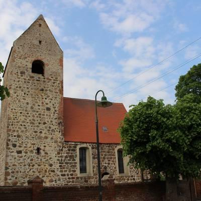 Kirche Belkau 2