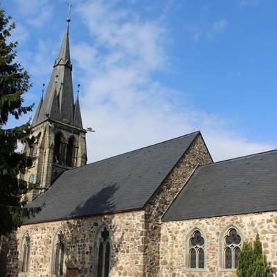 Kirche Berkau