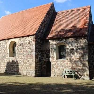 Kirche Bülitz 1