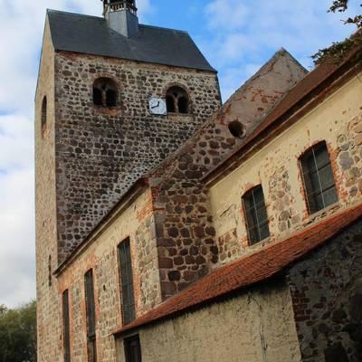 Kirche Büste 2