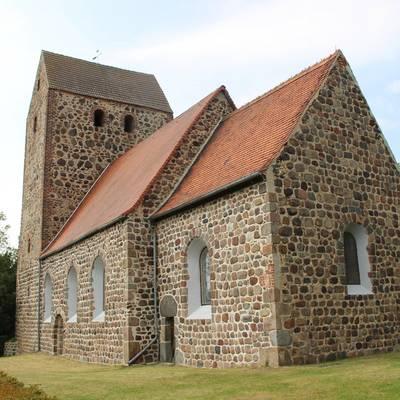 Kirche Steinfeld 2