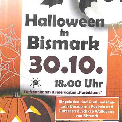 Halloween in Bismark
