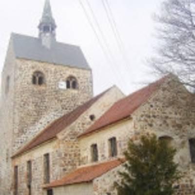 Kirche Bueste