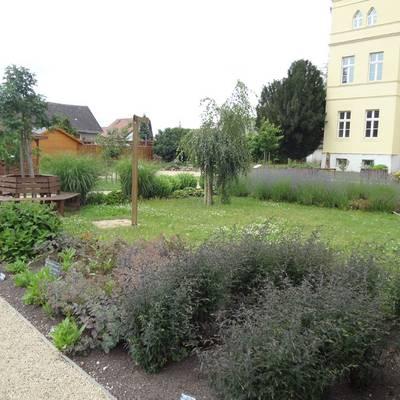 Garten der Sinne © Stadt Bismark