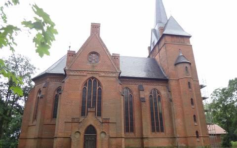 Schönfeld Gutskirche