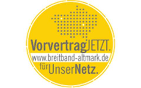 Zweckverband Breitband Altmark - Vorvertrag jetzt